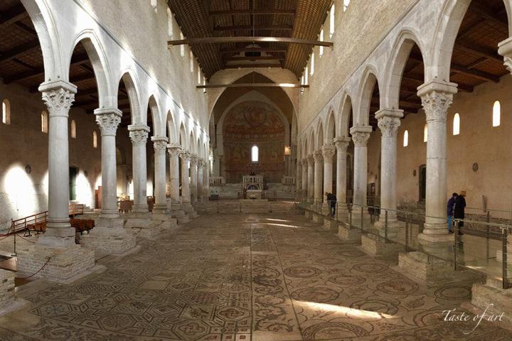 Basilica S.Maria Assunta interno