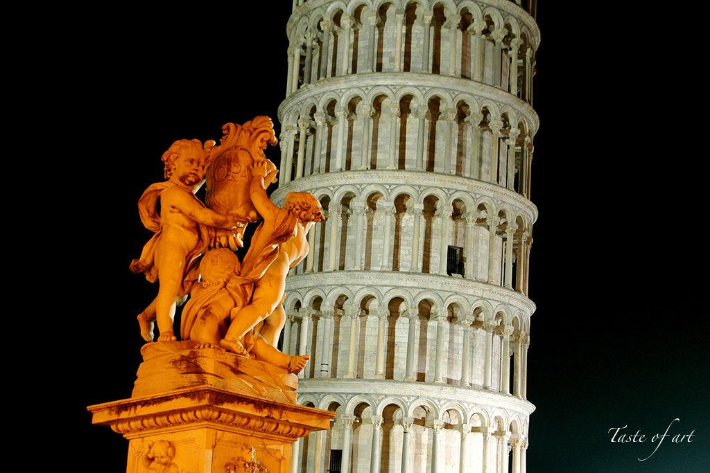 Taste of art - Pisa