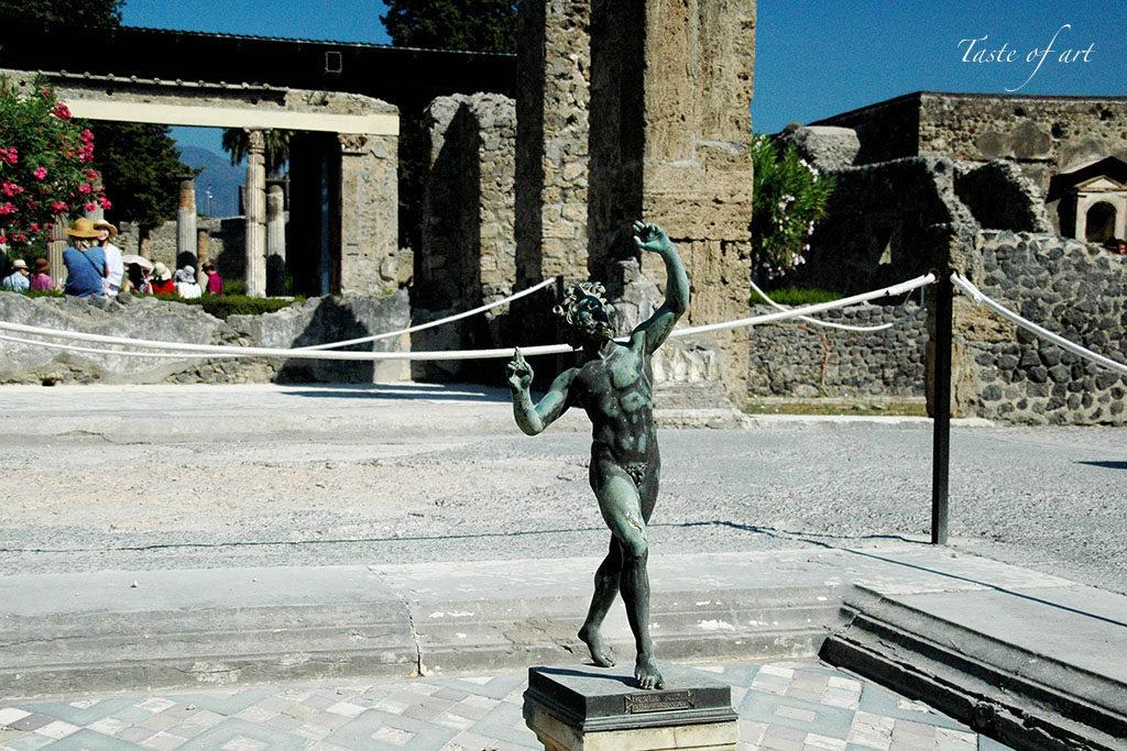 Taste of art - Pompei