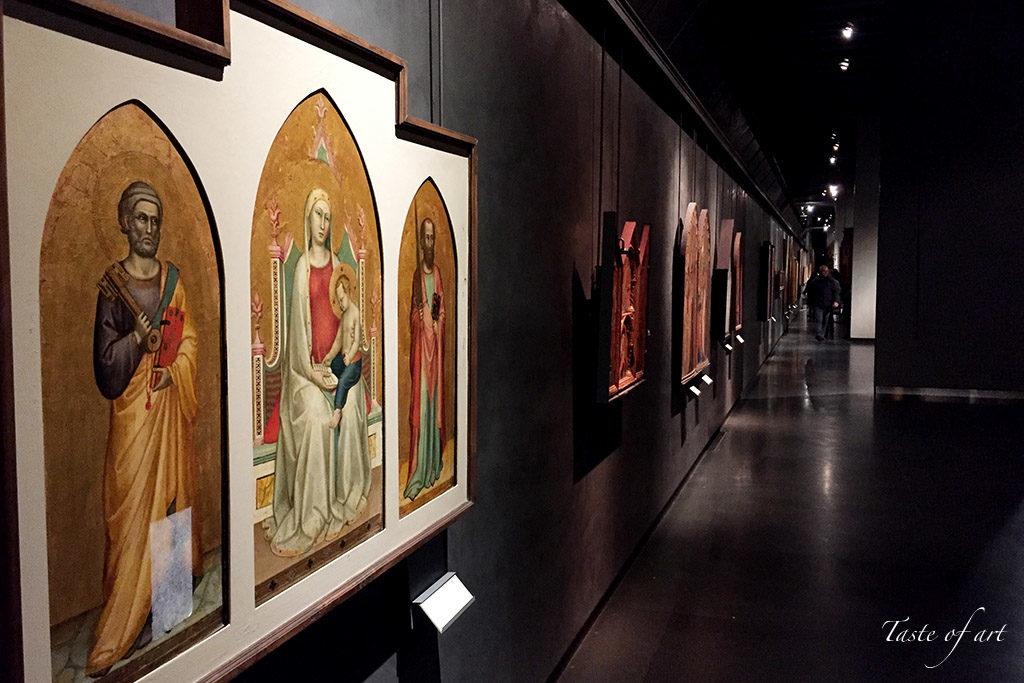 Taste of art - Galleria Nazionale di Parma