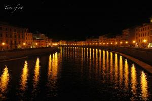 Taste of art - Lungarno Pisa