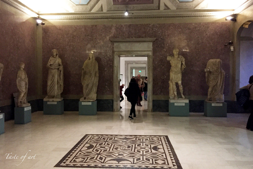 Taste of art - Museo Archeologico Parma