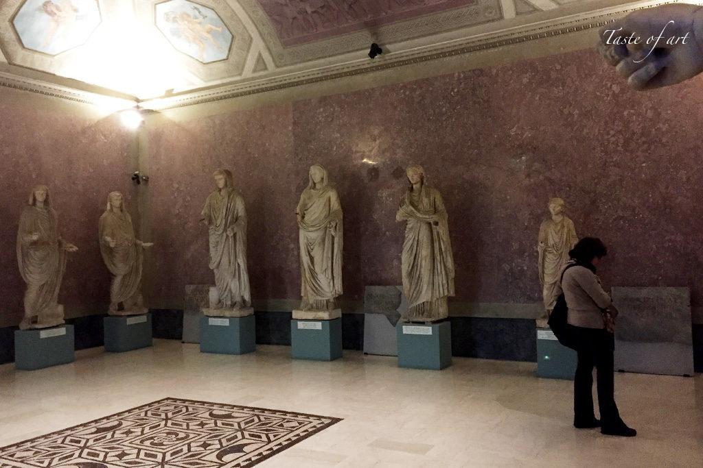 Taste of art - Museo Archeologico di Parma