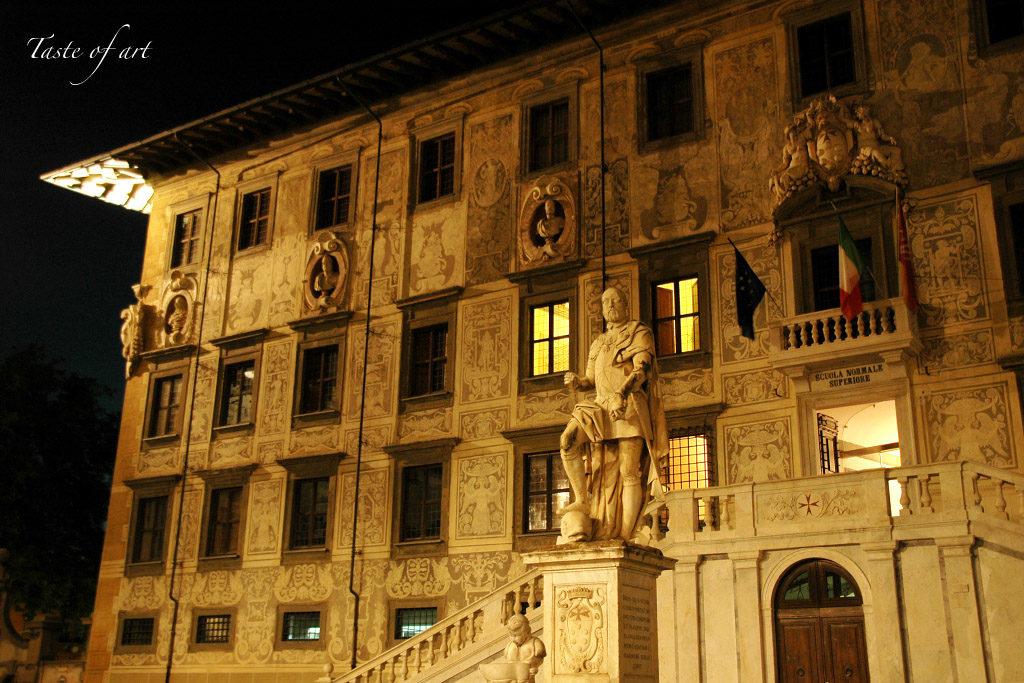 Taste of art - Palazzo della Carovana