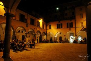 Taste of art - Piazza delle Vettovaglie Pisa