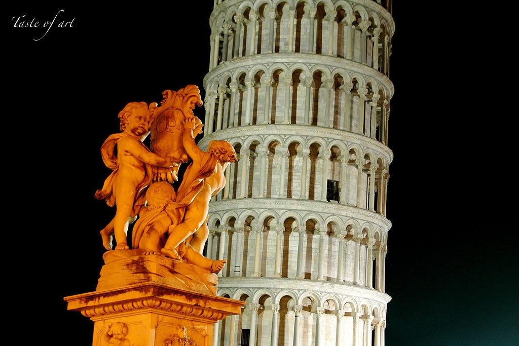 Taste of art - Torre Pisa