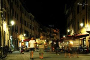 Taste of art - Via Santa Maria