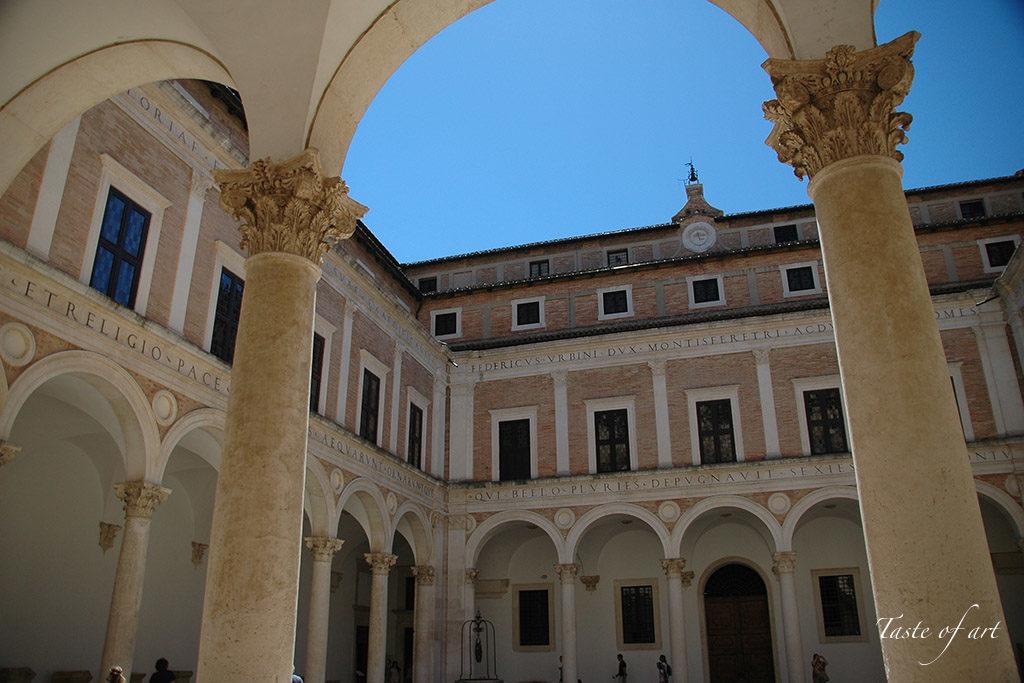 Taste of art - Palazzo Ducale