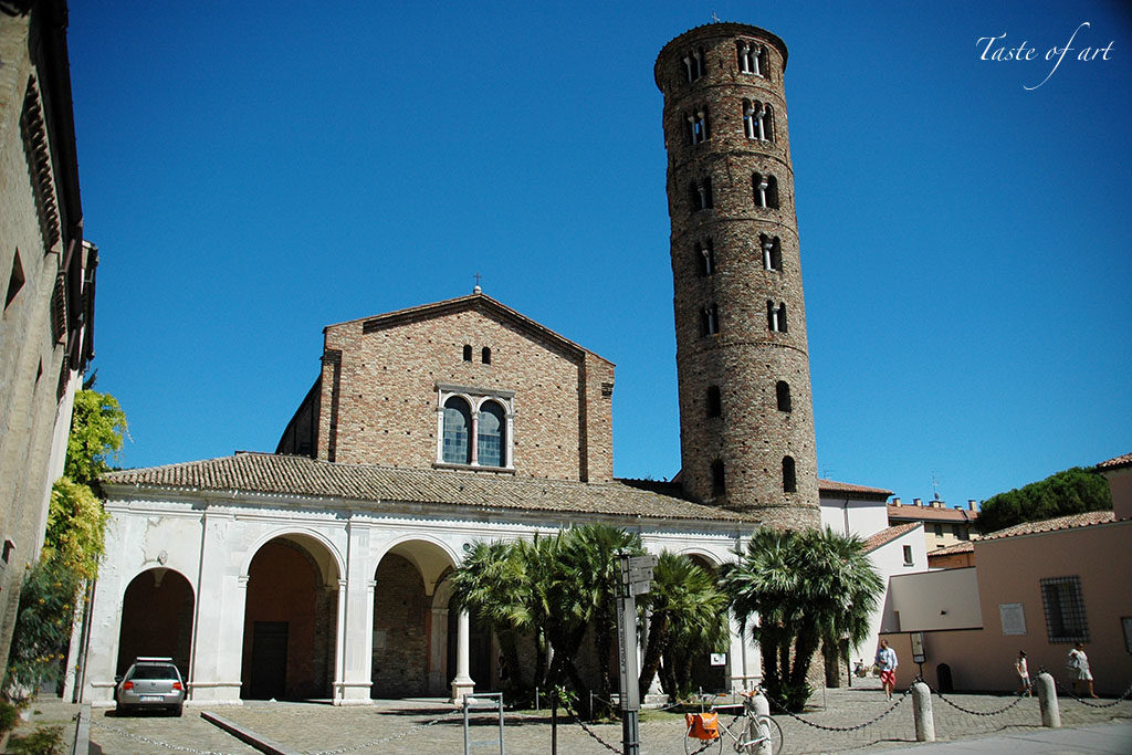 Taste of art - Sant'Apollinare Nuovo esterno