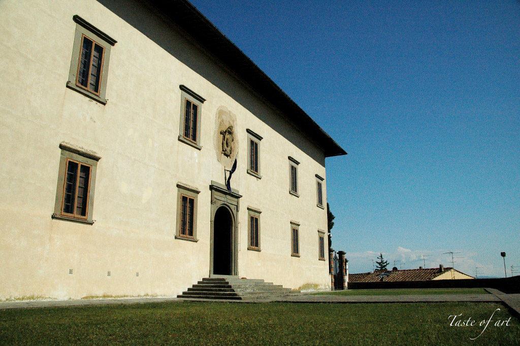 Taste of art - Villa Medicea