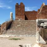 Taste of art - Capitolium Ostia