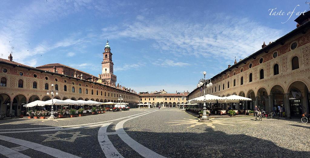 Taste of art - Piazza Ducale