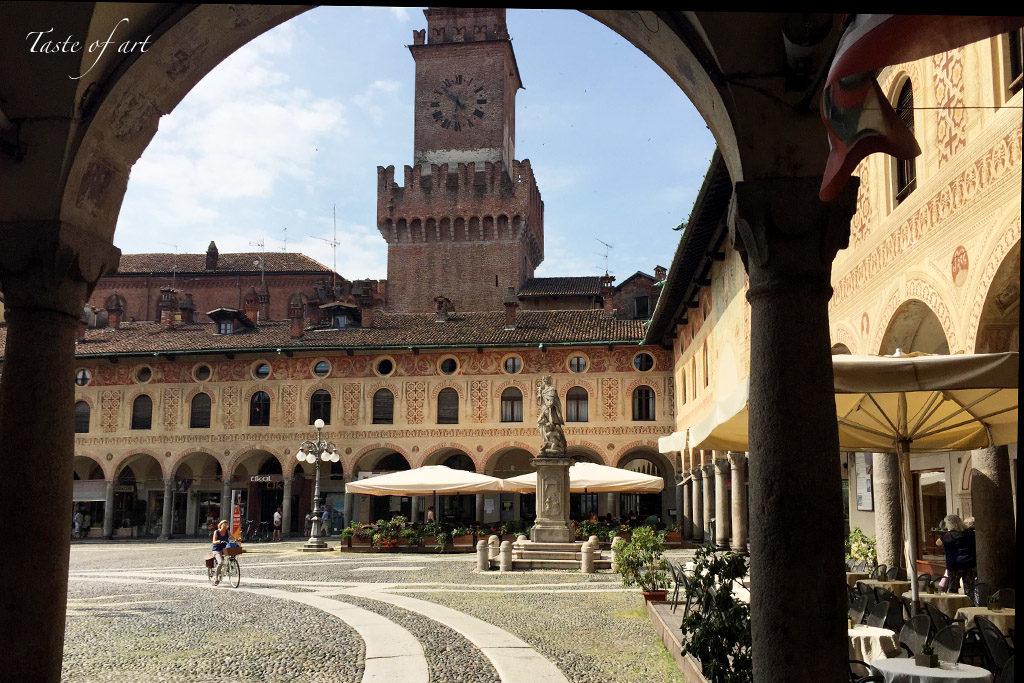 Taste of art - Torre Bramante