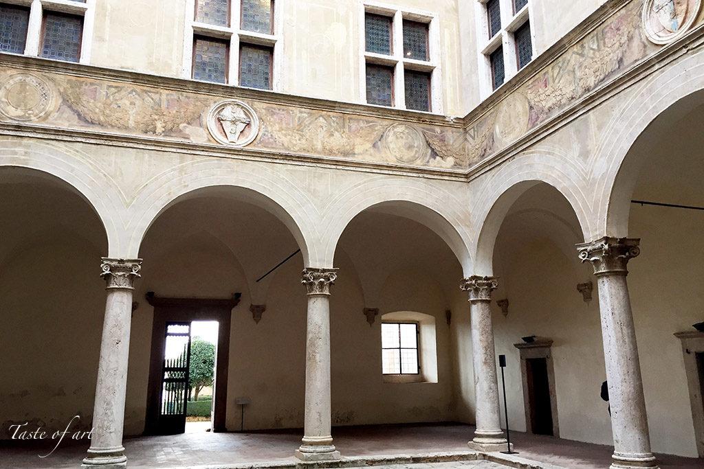 Taste of art - Palazzo Piccolomini