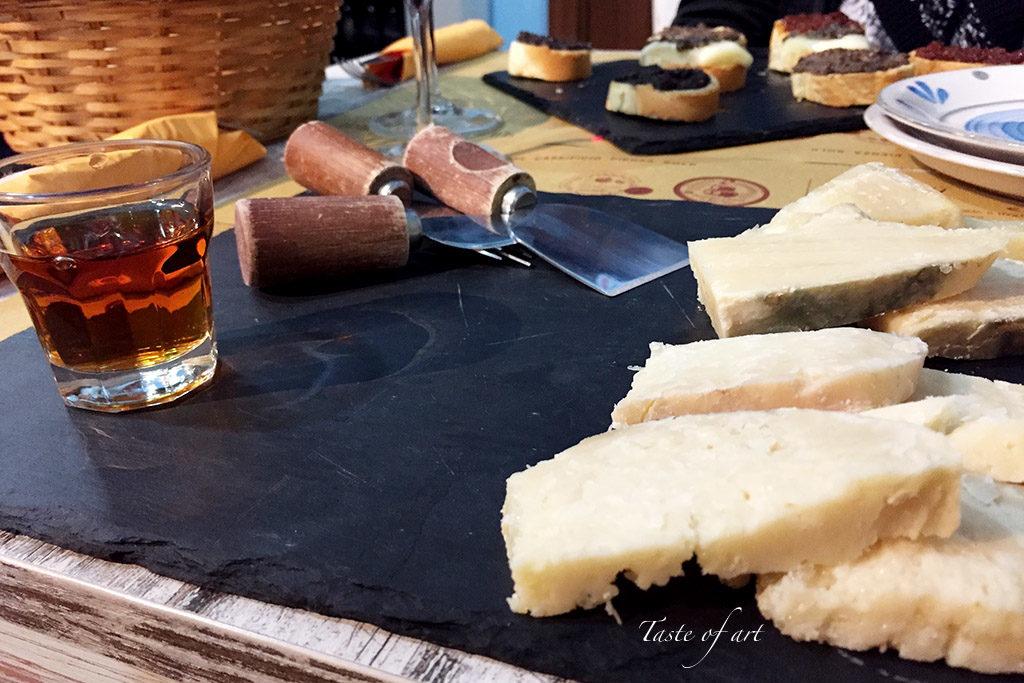 Taste of art - Pecorini la vecchia Bottega