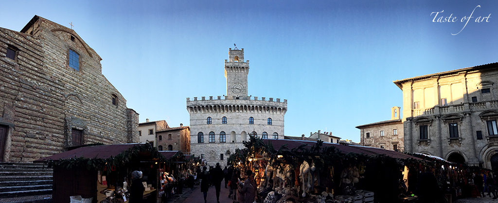Taste of art - Piazza Montepulciano
