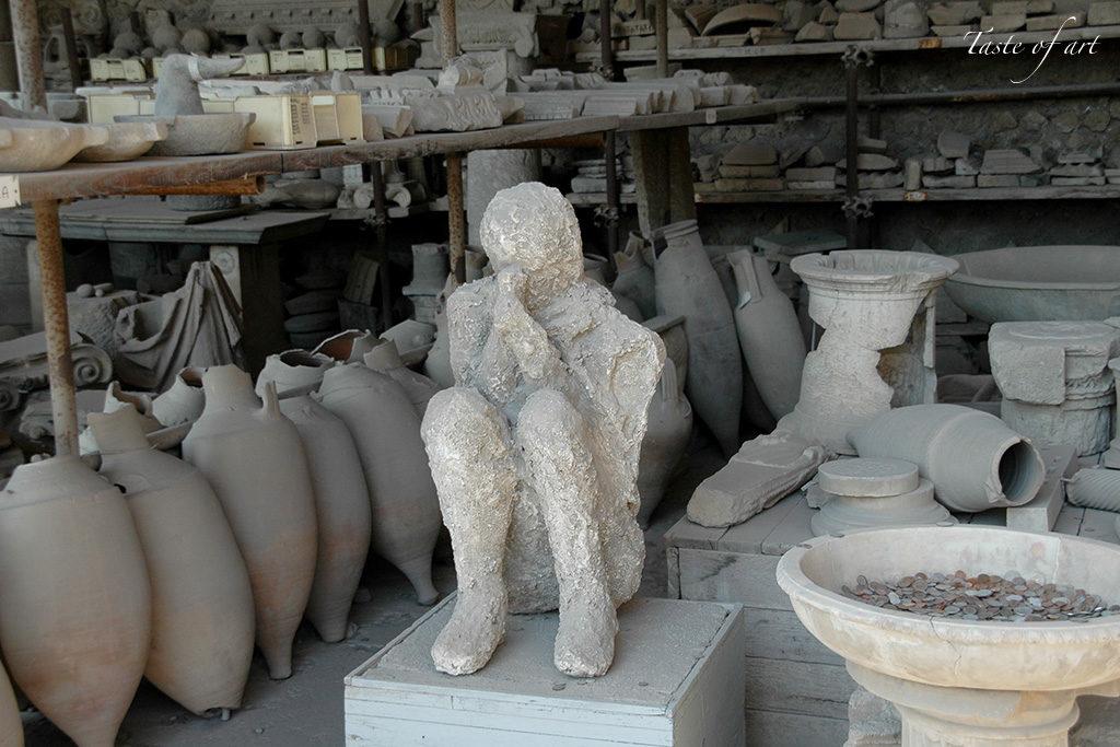 Taste of Art - Pompei calco