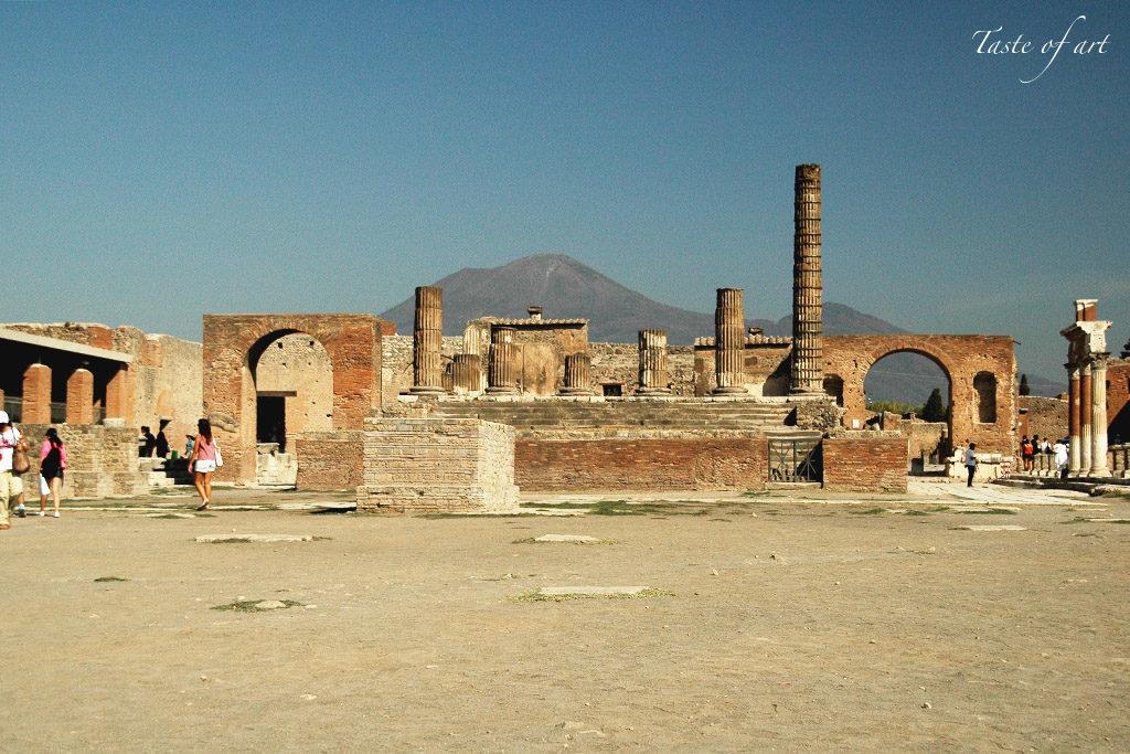 Taste of Art - Pompei foro