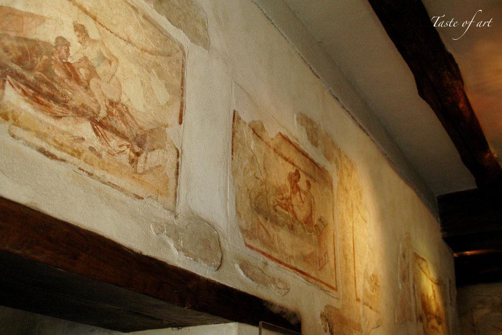 Taste of Art - Pompei lupanare