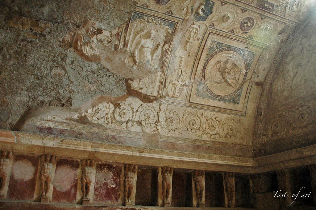 Taste of Art - Pompei particolare