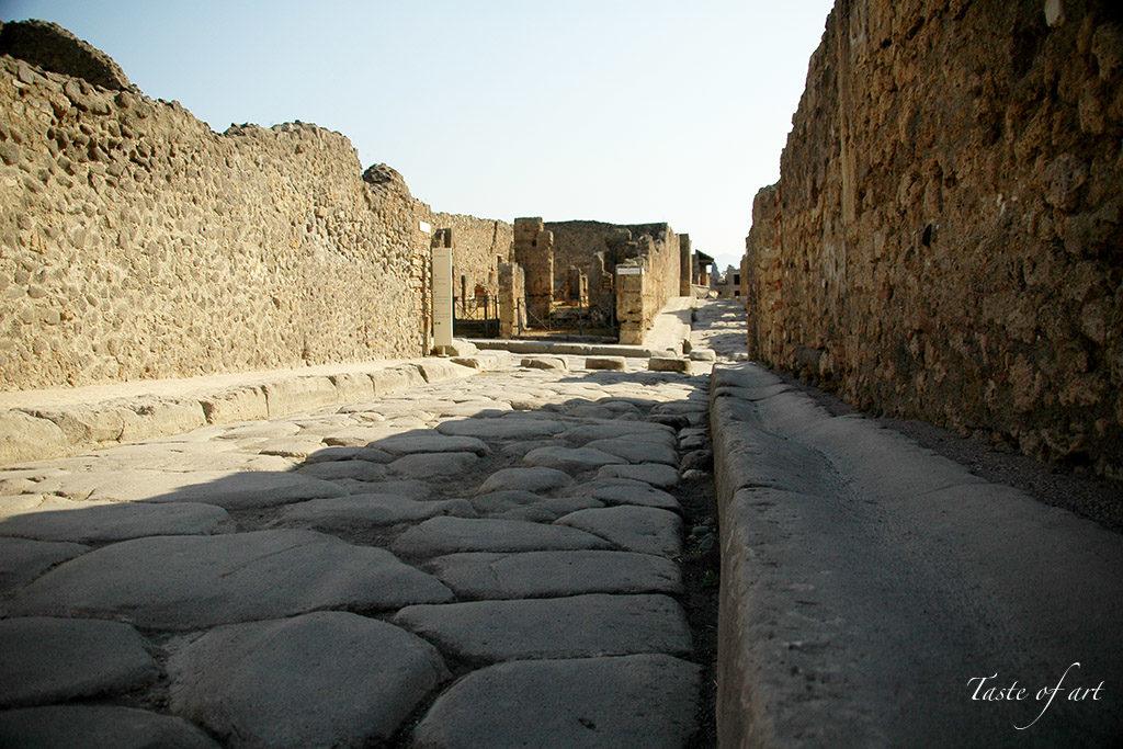 Taste of Art - Pompei via