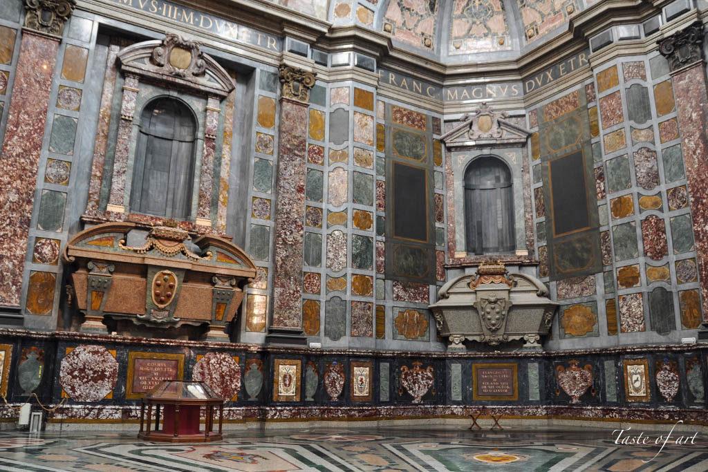 Taste of art - Cappella dei Principi 02