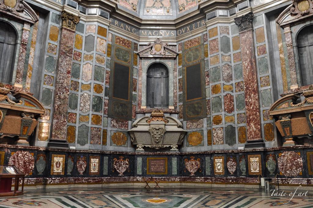 Taste of art - Cappella dei Principi 03