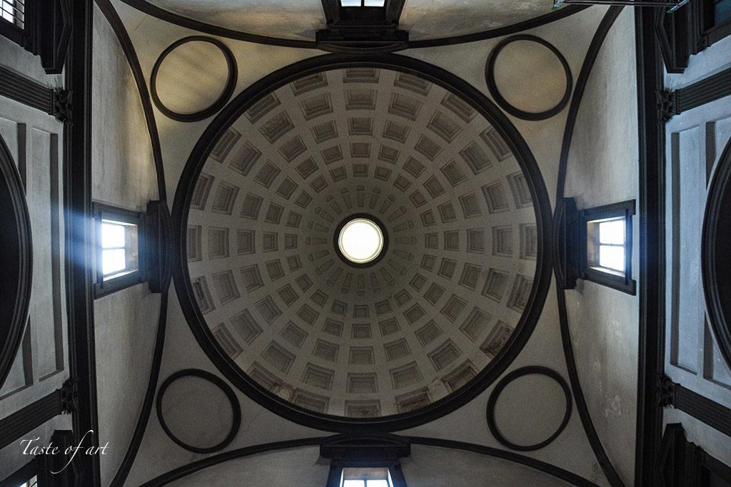 Taste of art - Cupola Sagrestia Nuova