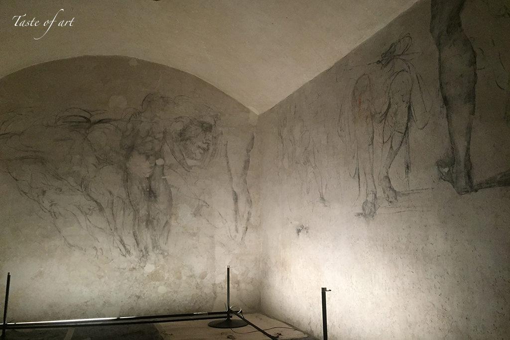 Taste of art - Stanza segreta Michelangelo