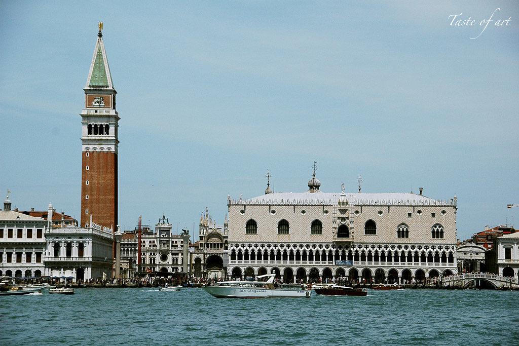 Taste of art - Piazza San Marco