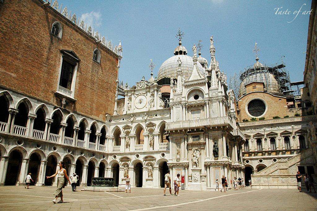 Taste of art - Venezia Palazzo del Doge