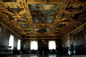Taste of art - Venezia Palazzo del Doge interno