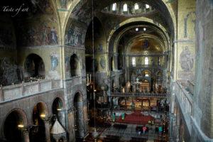 Taste of art - Venezia San Marco interno