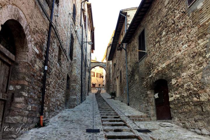 Taste of art - Borgo Spello