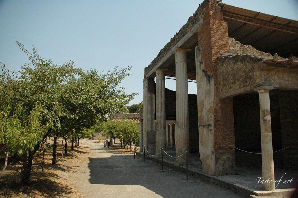 Taste of Art - Villa di Poppea Oplontis 01