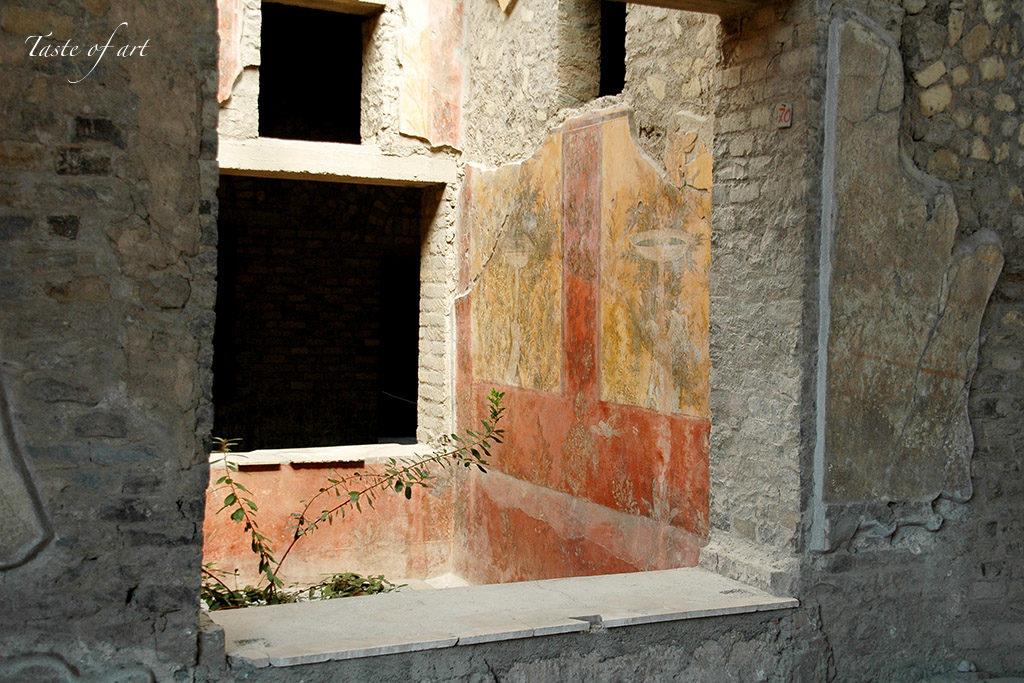 Taste of Art - Villa di Poppea Oplontis 02