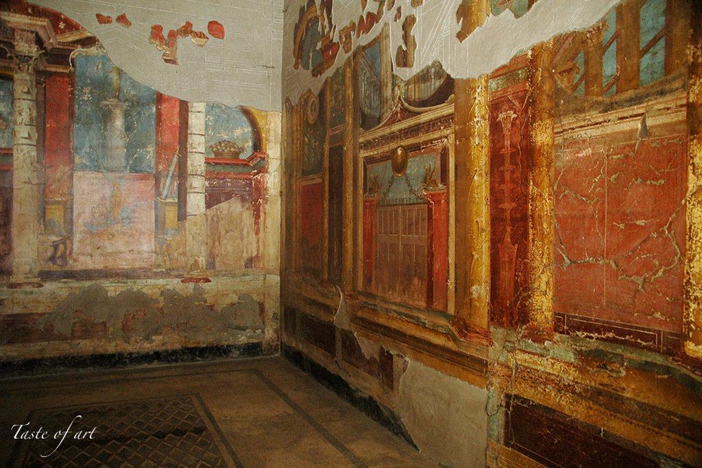Taste of Art - Villa di Poppea Oplontis 03