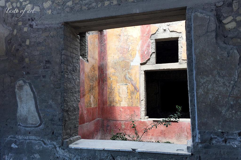 Taste of Art - Villa di Poppea Oplontis 06