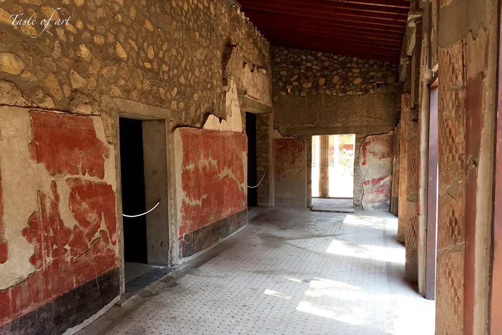 Taste of Art - Villa di Poppea Oplontis 09