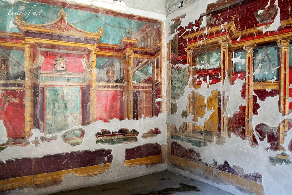 Taste of Art - Villa di Poppea Oplontis 10