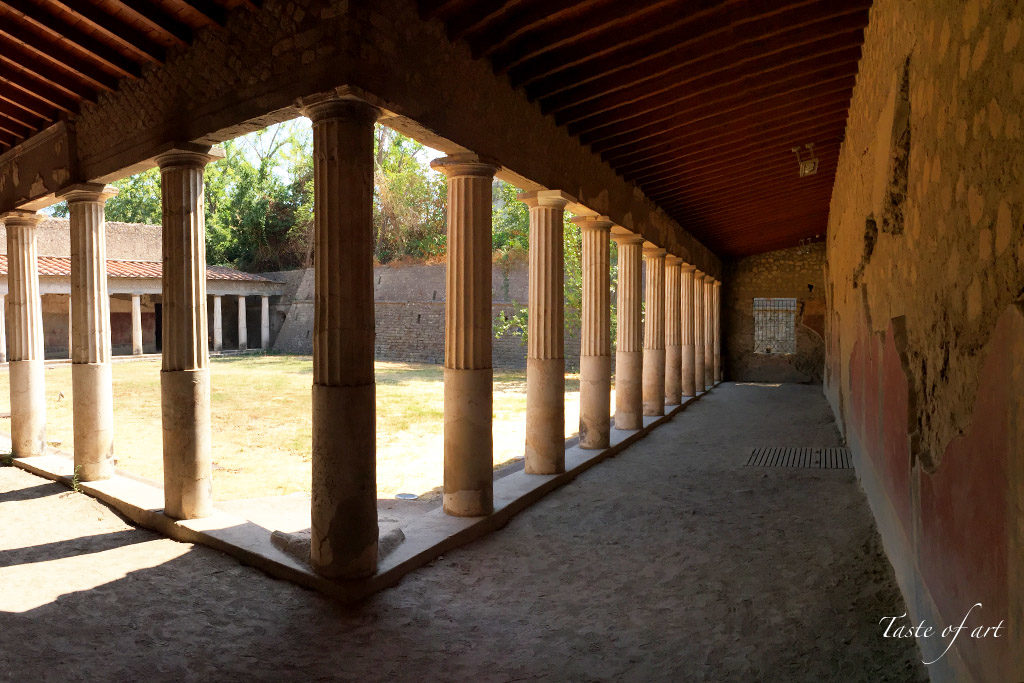 Taste of Art - Villa di Poppea Oplontis