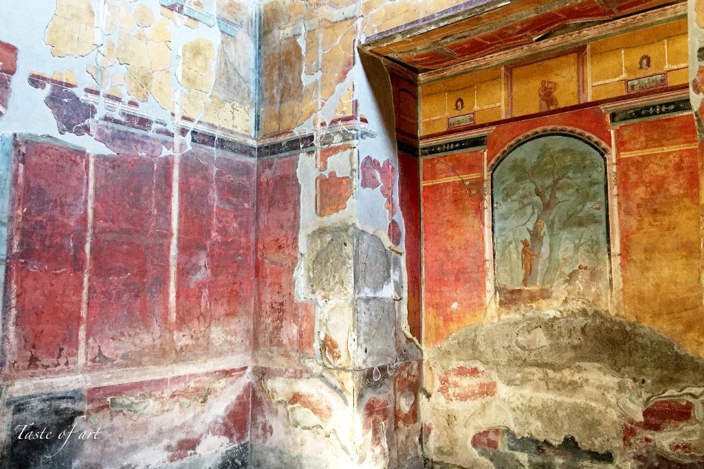Taste of Art - Villa di Poppea Oplontis 11