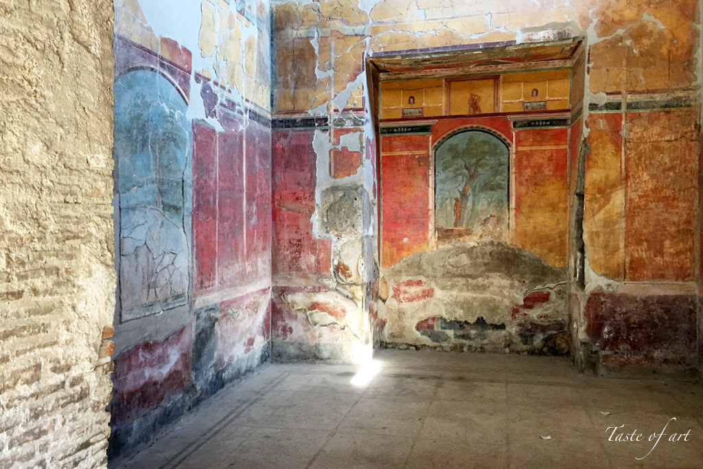 Taste of Art - Villa di Poppea Oplontis 12