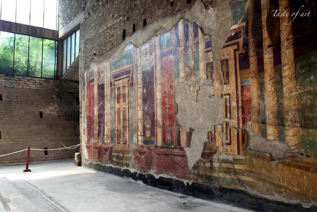 Taste of Art - Villa di Poppea Oplontis 13