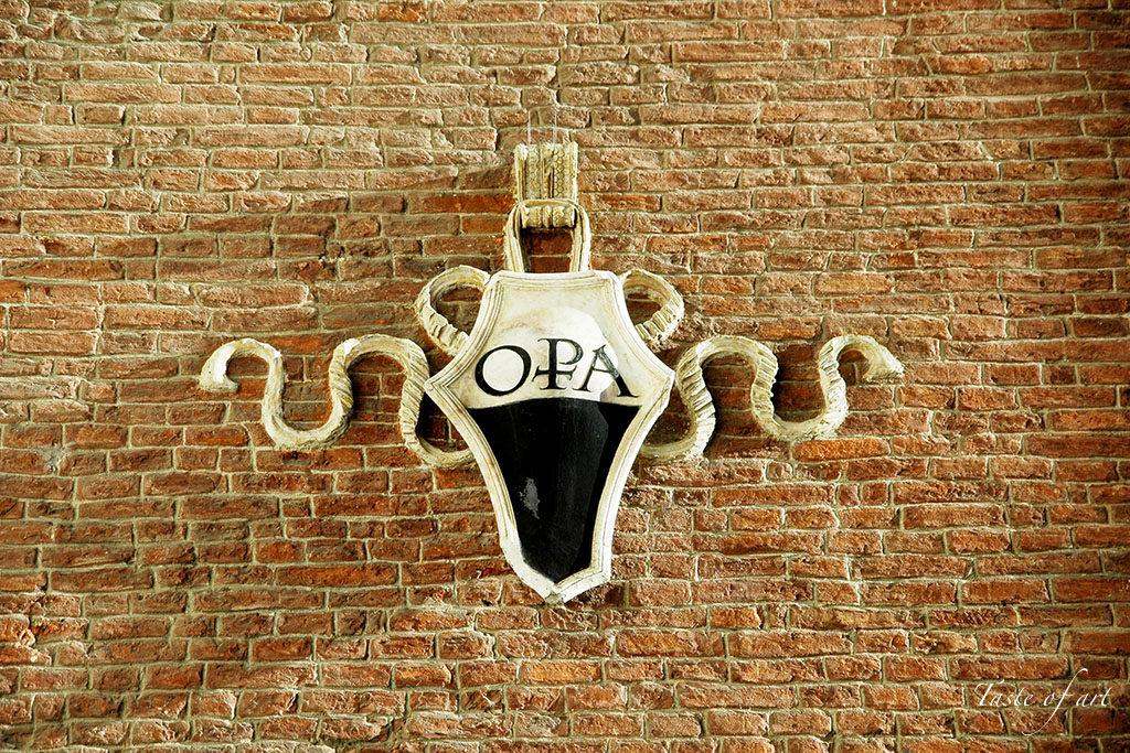 Taste of art - Siena cattedrale particolare esterno