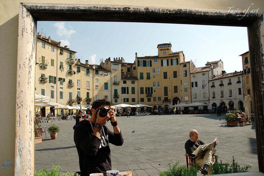 Taste of art - Lucca