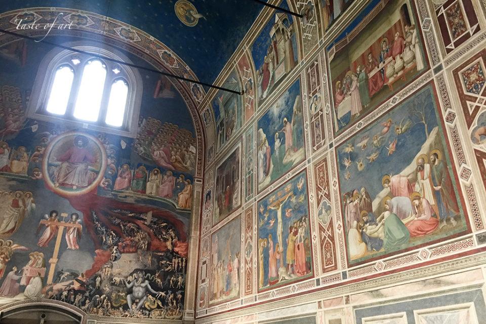 Taste of art - Cappella Scrovegni 05