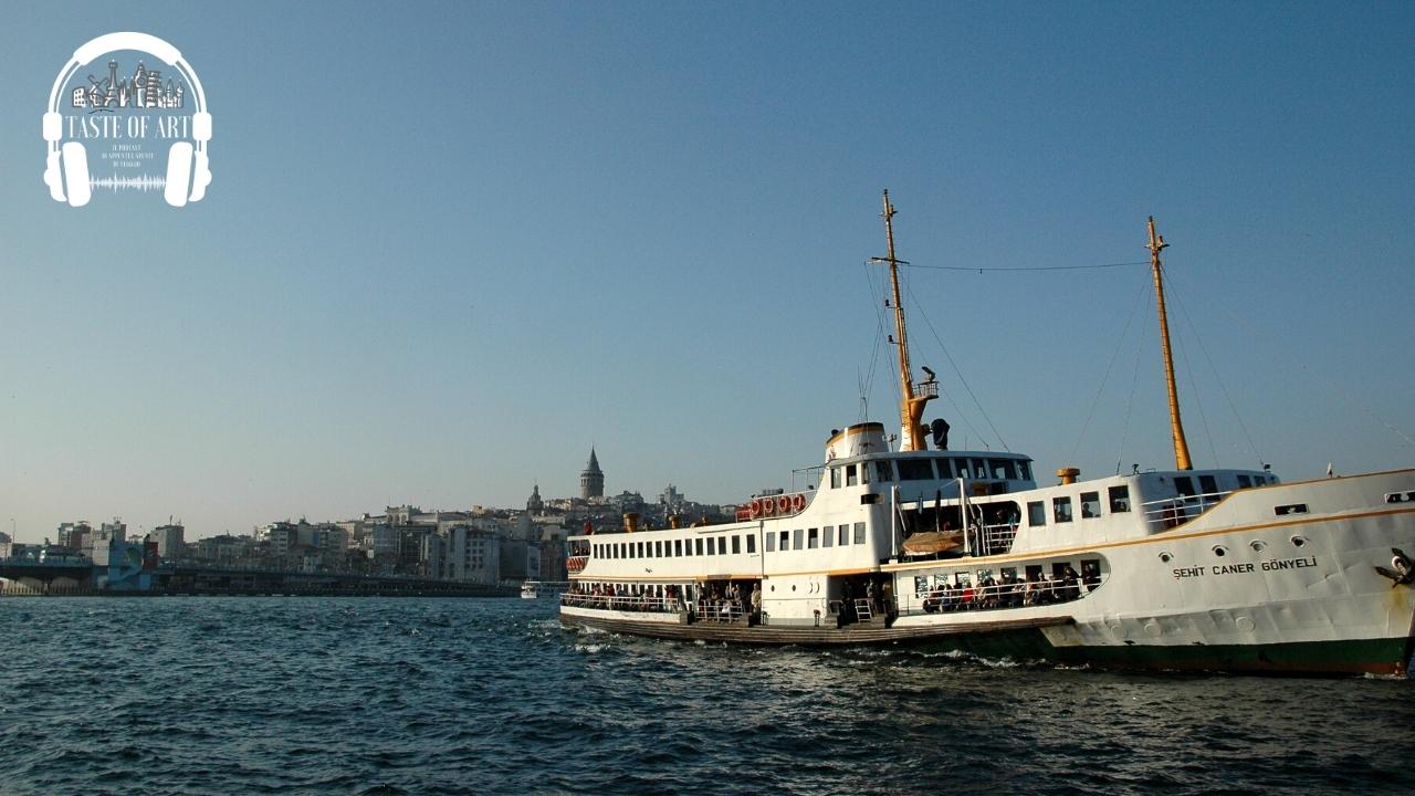 Puntata 16 - Istanbul (parte 2)_Foto Copertina